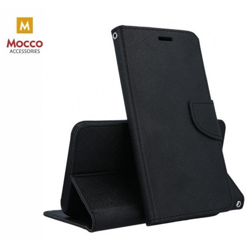 Mocco case Fancy Book Huawei Y5 (2019), black