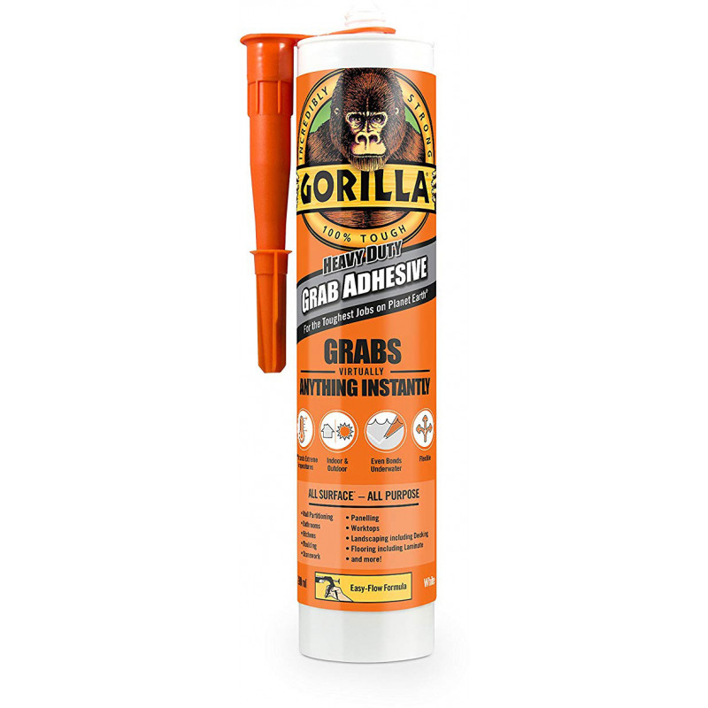 Gorilla glue Grab Adhesive 290ml