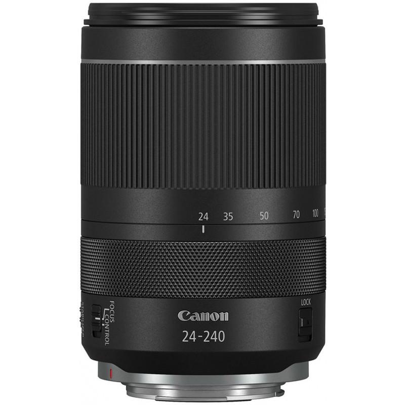 Canon RF 24-240mm f/4-6.3 IS USM objektiiv