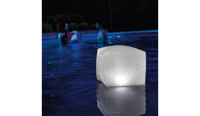 Täispuhutav LED-kuubik Basseini Jaoks Intex