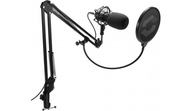 Speedlink mikrofonikomplekt Volity Ready Streaming Starter Set