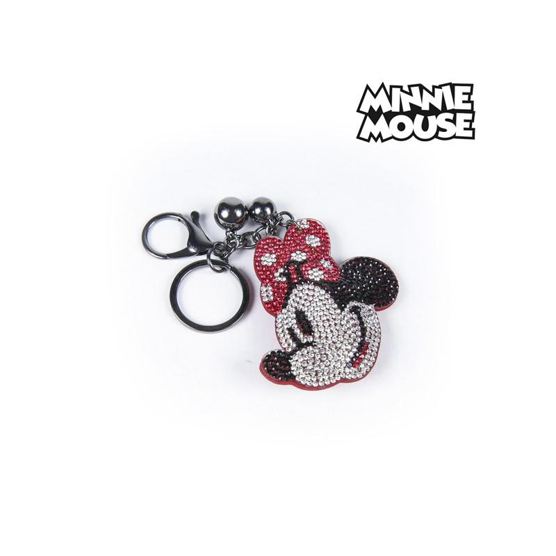 3D Keychain Minnie Mouse 77189