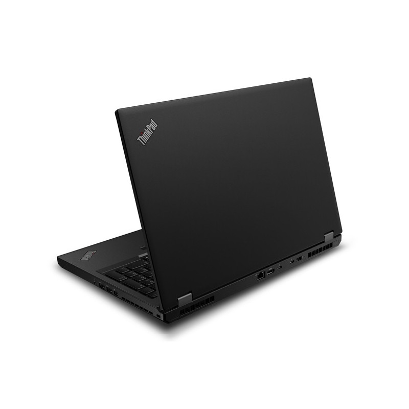 Lenovo ThinkPad P52 Black, 15 6