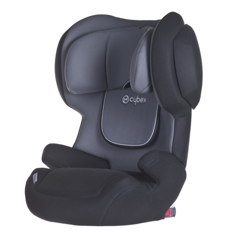 Baby Seat Car Cybex Juno 2 Fix Grey Rabbit Isofix Seat Belts 9