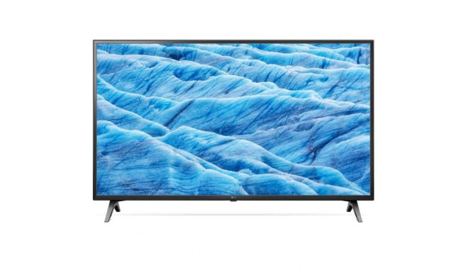 "LG televiisor 43"" 4K SmartTV 43UM7100PLB"