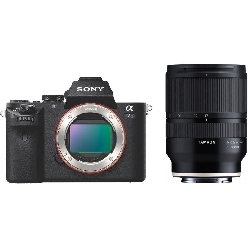 Sony a7 II + Tamron 17-28mm f/2.8