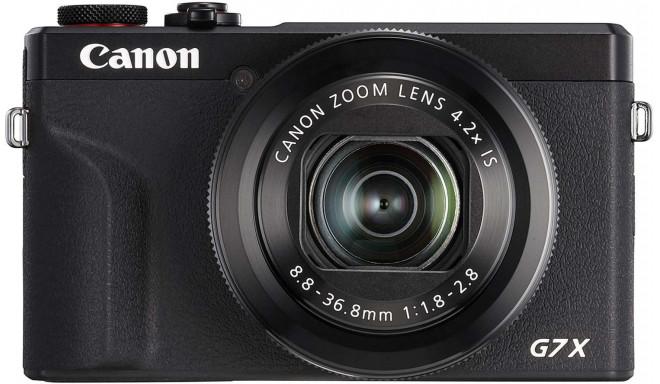 Canon Powershot G7 X Mark III, черный
