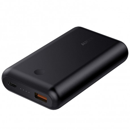 c39593d8152 Aukey power bank PB-XD10 10050mAh USB/USB-C, black