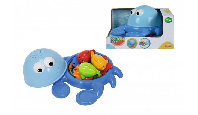 ABC crab for bath