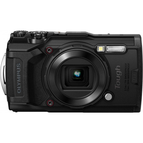 Olympus Tough TG-6, черный