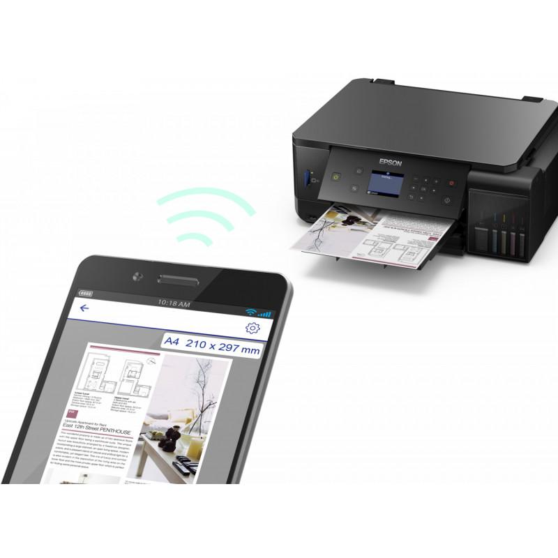 Epson photo printer EcoTank L7160 3in1 A4