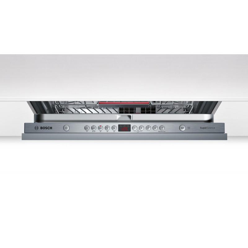 Dishwasher for installation BOSCH SMV 45GX02E (width 59.8cm; Internal; gray color)