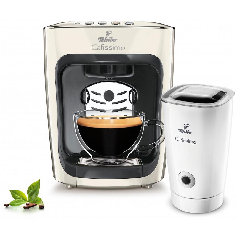 Tchibo Capsule Coffee Machine Cafissimo Mini 505439 White