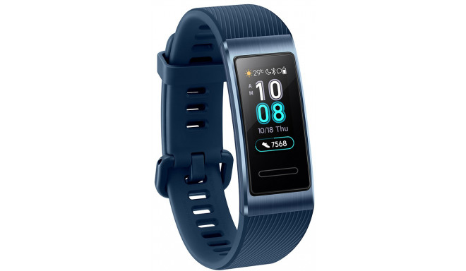 Huawei aktiivsusmonitor Band 3 Pro, sinine