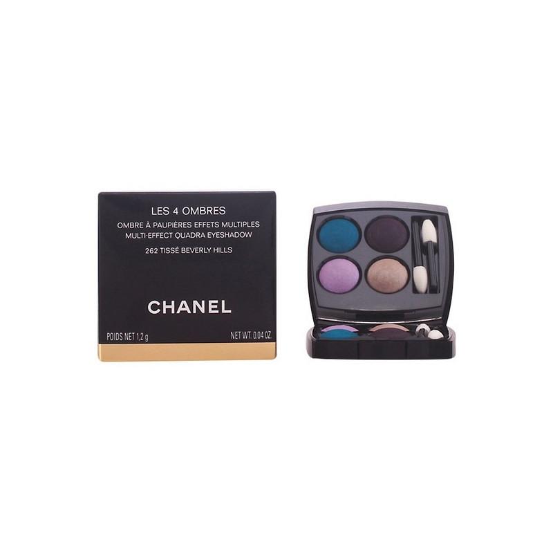 Acu ēnu palete Les 4 Ombres Chanel (312 - quiet revolution 2 g)