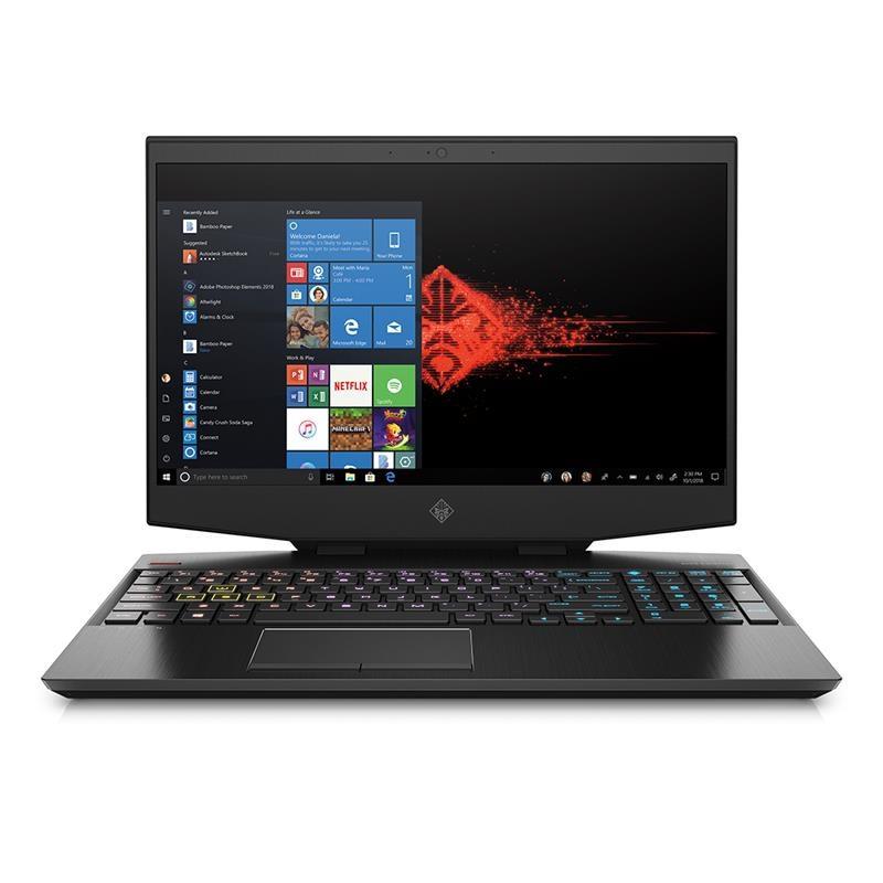 Sülearvuti HP OMEN 15-dh0001no (2019)