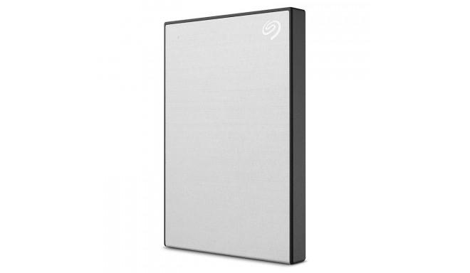 Seagate external HDD 2TB Backup Plus Slim, silver