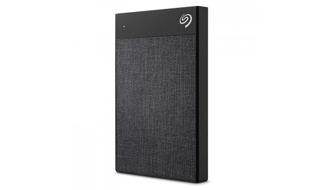 Seagate external HDD 2TB Backup Plus Ultra Touch, black