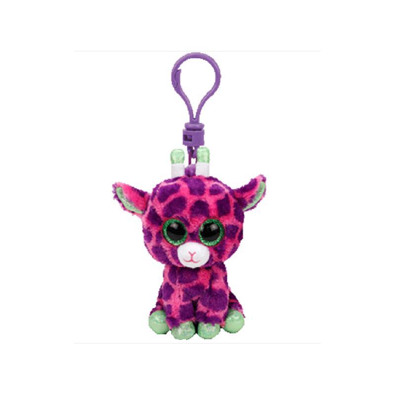 Beanie Boos giraffe plush keychain 8,5 cm
