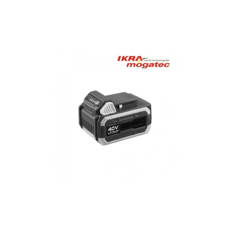 """A battery 40 V, 2.5 Ah  for """"Ikra"""" cordless 40 V products"""