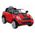 Mini Cooper S roadster 12V, punane