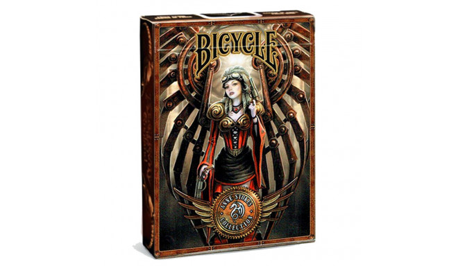 Cards Anne Stokes Steampunk