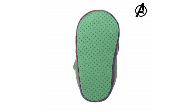 3D-Laste Sussid Hulk The Avengers 72330 Roheline (33-34)