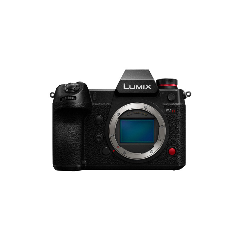 Panasonic Lumix DC-S1H kere, must