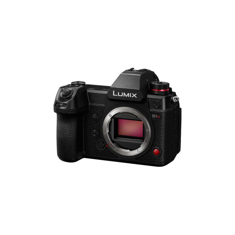 Panasonic Lumix DC-S1H kere, must