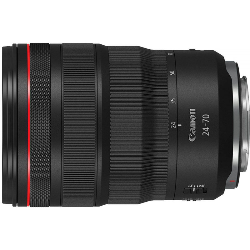 Canon RF 24-70mm f/2.8L IS USM objektiiv