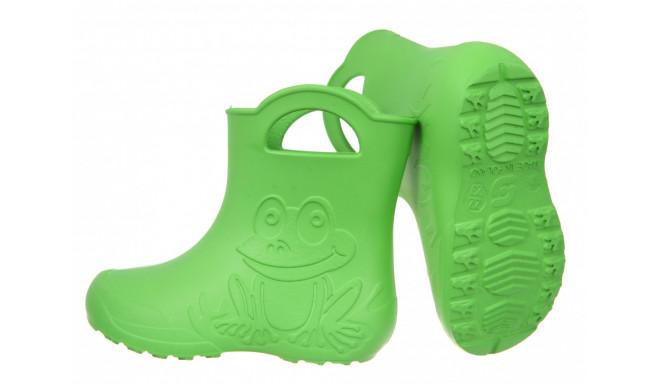 Camminare Frog laste termokummik roheline 22/23
