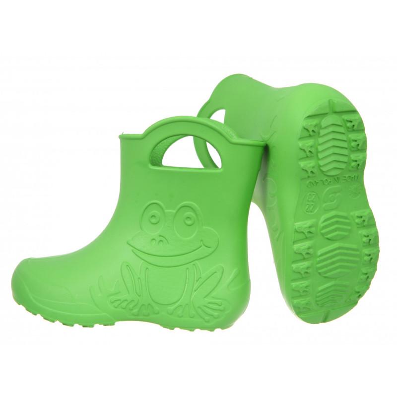 Camminare Frog laste termokummik roheline 22-23