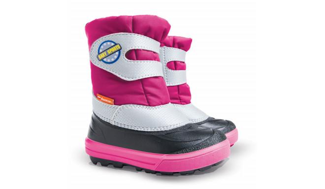 Demar Baby Sport laste talvesaapad roosad 26-27