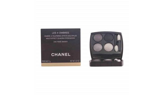 Acu ēnu palete Les 4 Ombres Chanel (304 - mystère et intensité 2 g)