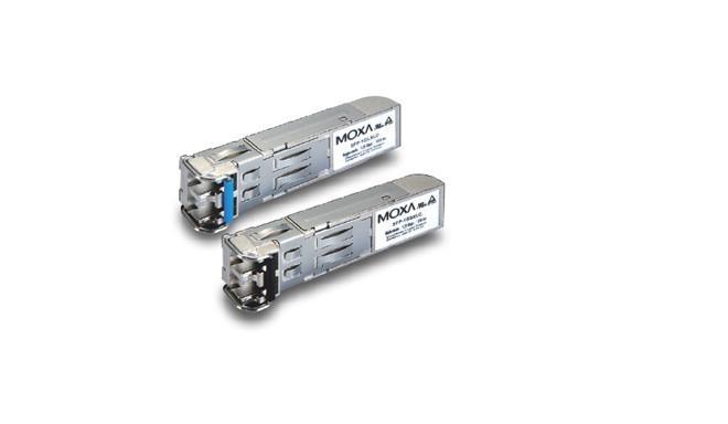 SFP moodul: 1 x 1000BaseLX port, LC, 10 km, -40 kuni 85°C