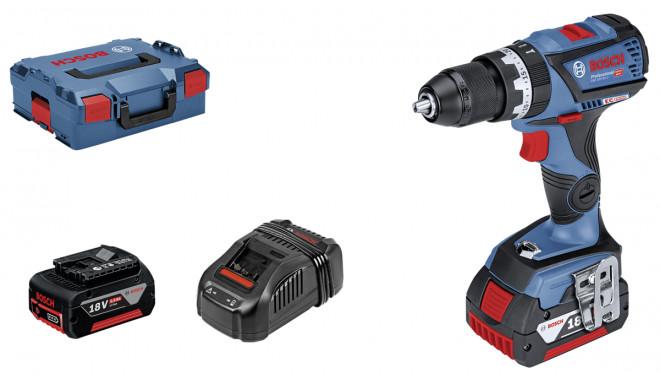 Bosch GSB 18V-60C Professional Cordless Combi Drill