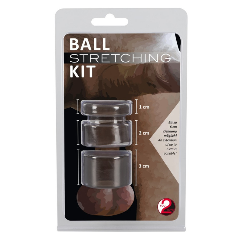 Streching ball Ball/Scrotum Stretching
