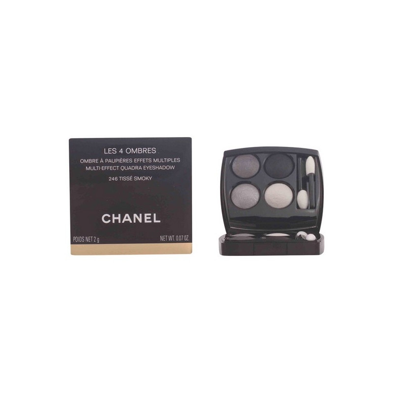 Acu ēnu palete Les 4 Ombres Chanel (288 - road movie 2 g)