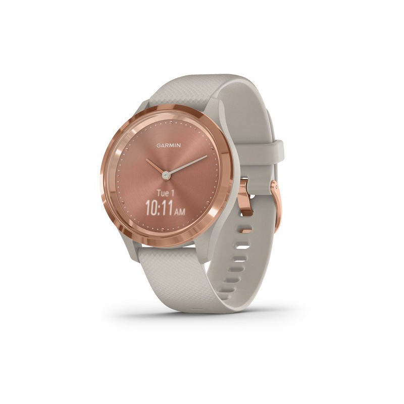 Garmin vivomove 3S S/E Sport, rose gold/light sand