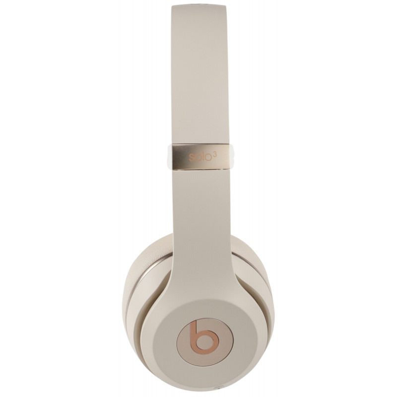Beats Solo3 Wireless On Ear Headphones Satin Gold Headphones Photopoint