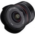 Samyang AF 18mm f/2.8 FE objektiiv Sonyle