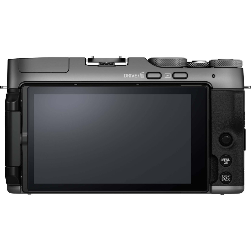 Fujifilm X-A7 + 15-45mm Kit, hall