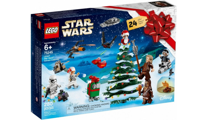 Blocks Advent Calendar Star Wars