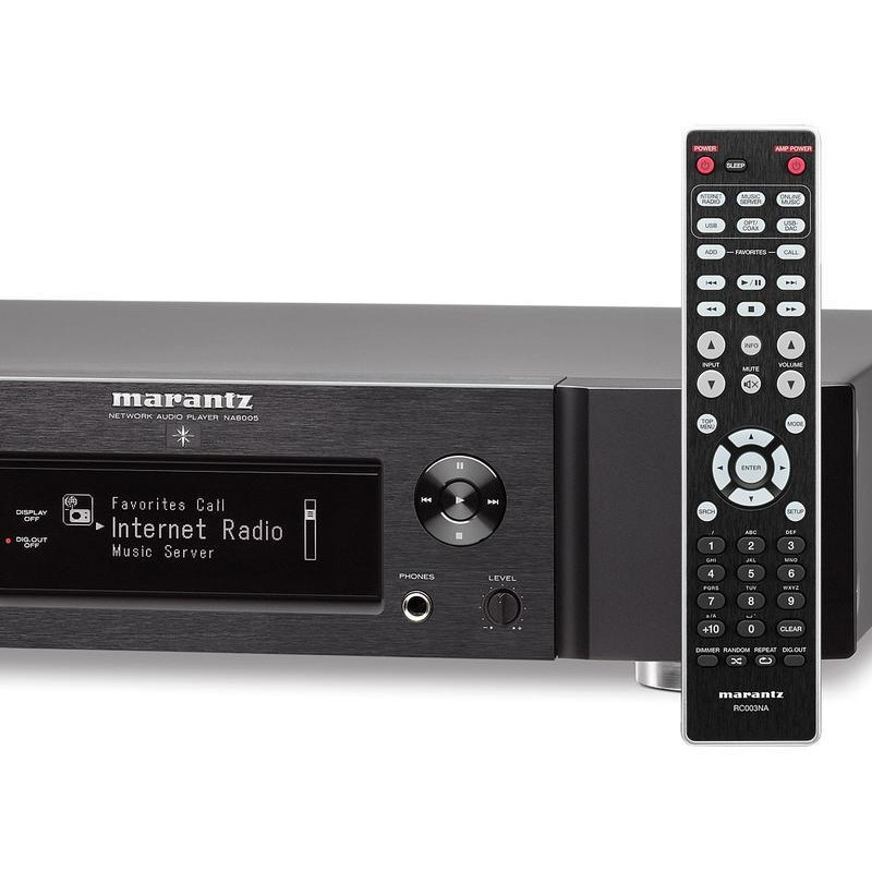 CD player network Denon NA8005N1B (black color)