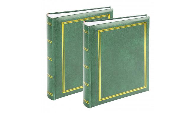 Альбом B 10x15/200M Classic, зеленый 2 шт.