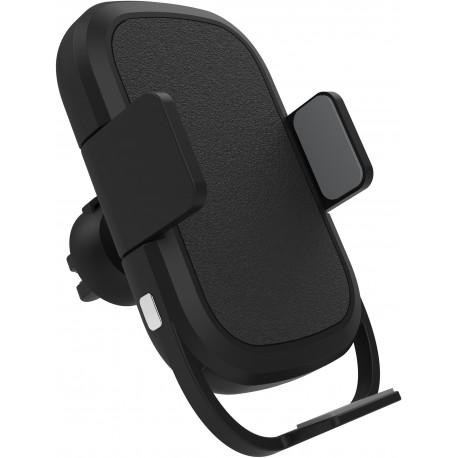 Platinet telefona turētājs un QI bezvadu lādētājs 2A/10W PUCHWI