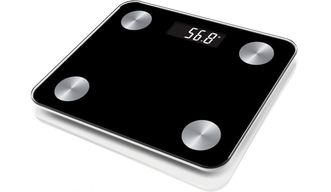 Platinet умные весы для ванной PBSBTB, черный