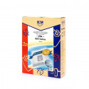 K&M vacuum cleaner bag ETA 4pcs + 2 filters