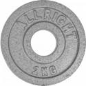 2kg ketas Allright Hammertone