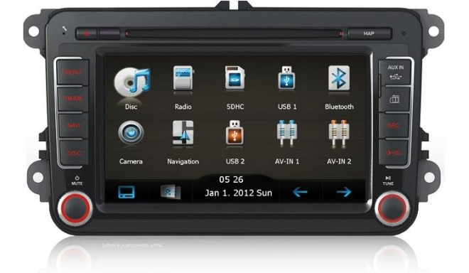 Adayo multimeediakeskus - RNS 510 tüüp